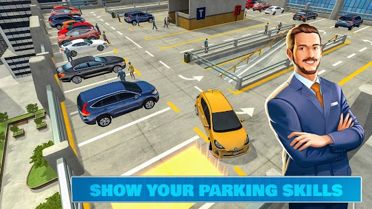 Multi Level Car Parking Games App Download For Android and iPhone 4