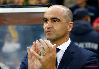 Roberto Martinez confie son meilleur moment à la tête des Diables Rouges