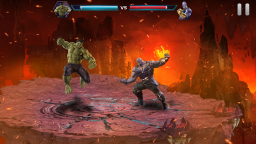 Mortal Heroes: Gods Fighting Among Us Hero Battle 1.0 screenshots 2