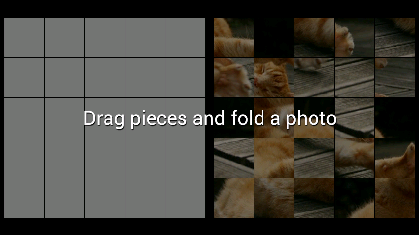 android Hübsche Tiere Puzzle + LWP Screenshot 1