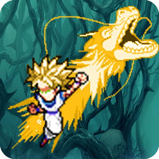 Super Saiyan Adventure - Warrior Game