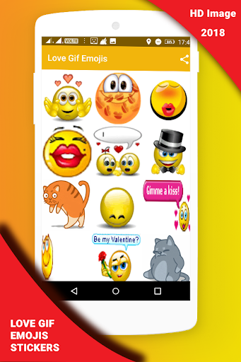 Love Gif Emoji Stickers 1.0.3 screenshots 12