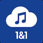 1&1 Musik icon