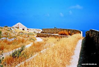 Photo: 1995-07-01. Fort Rhetymnon.  www.loki-travels.eu