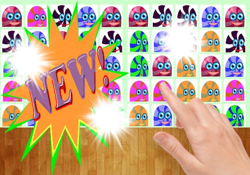 Color Candy Face Saga