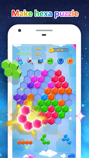 Block Gems: Classic Free Block Puzzle Games 5.8501 screenshots 10