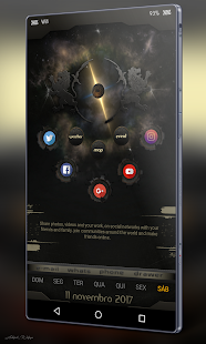Klwp Lions Gate - náhled