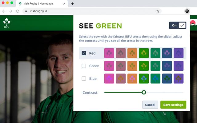 IRFU - See Green 1.0