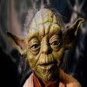 Yoda's laugh icon