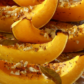 Roasted Spiced Oriental Squash
