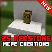 More Redstone Creation Map