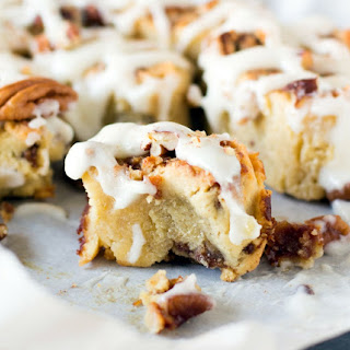 Healthy Cinnamon Rolls.