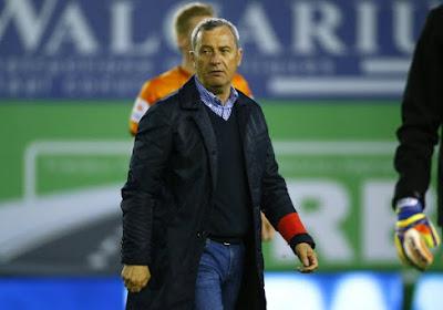 """Mircea Renic est réaliste: """"Nos chances de battre le leader sont minces"""""""