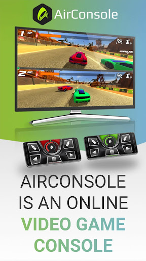 AirConsole - Multiplayer Game Console screenshots 1