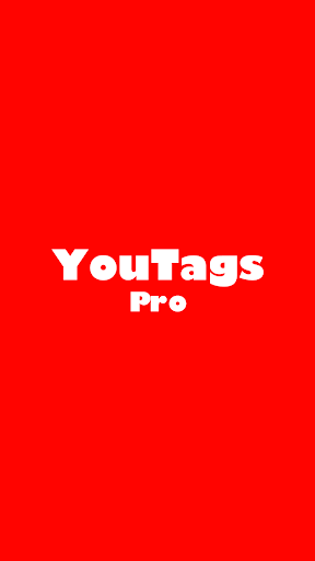 YouTags Pro: Find tags from YouTube videos 5.0 screenshots 1