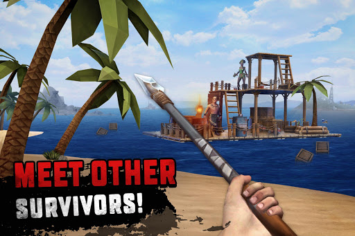Ocean Nomad - Survival on Raft 1.6 {cheat|hack|gameplay|apk mod|resources generator} 2