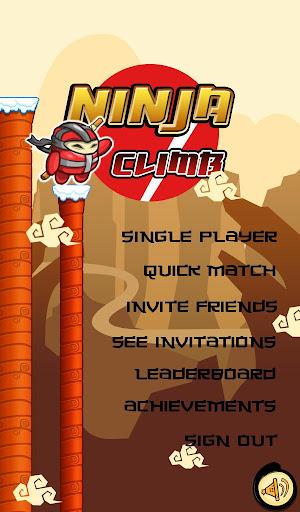 Ninja Climb - Multiplayer