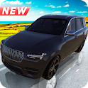 XC90 Volvo Suv Off-Road Driving Simulator Game icon