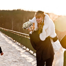 Wedding photographer Tatyana Lisichkina (Lisyk). Photo of 15.12.2012