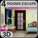 3D Escape Games-Puzzle Rooms 8 icon
