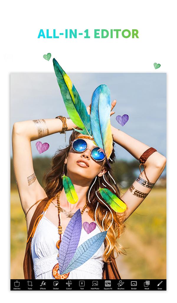 PicsArt Photo Studio: Collage Maker & Pic Editor Screenshot 7