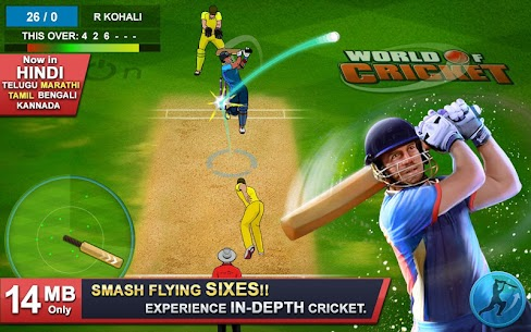 World of Cricket 1