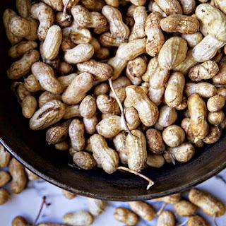 Spicy Boiled Peanuts Recipe
