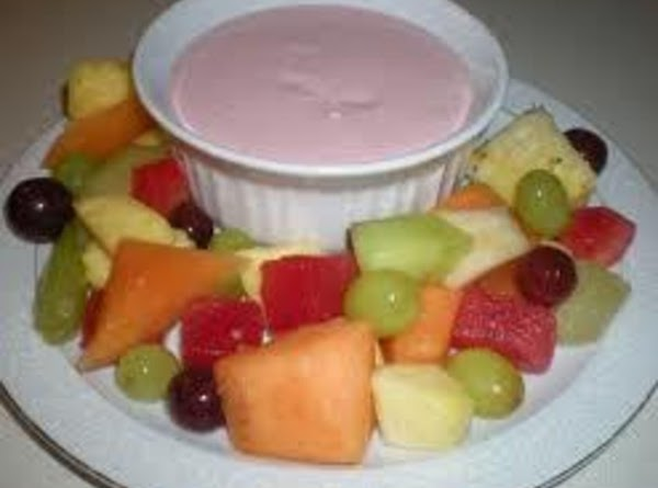 Jimmy's Fruit Dip Recipe
