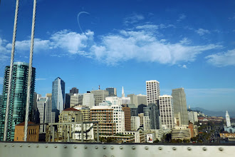 Photo: The skyline looks so appealing from the Bay Bridge