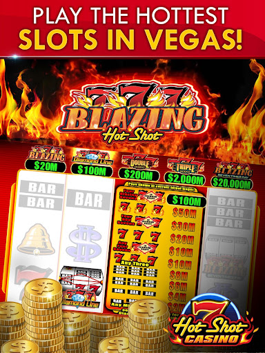 Hot Shot Casino Games - Free Slots Online