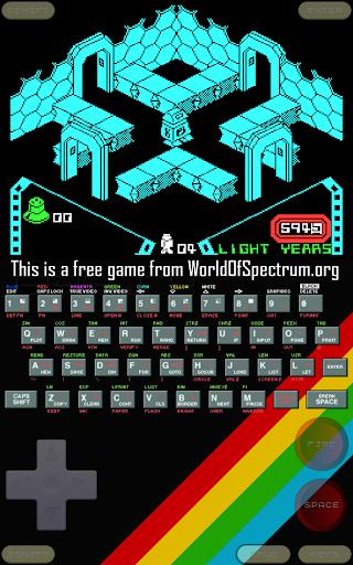 Speccy - Complete Sinclair ZX Spectrum Emulator screenshots 4