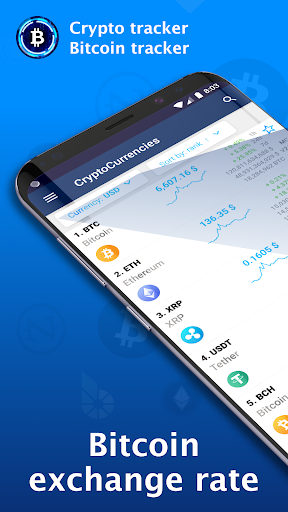 cryptocurrency widget android