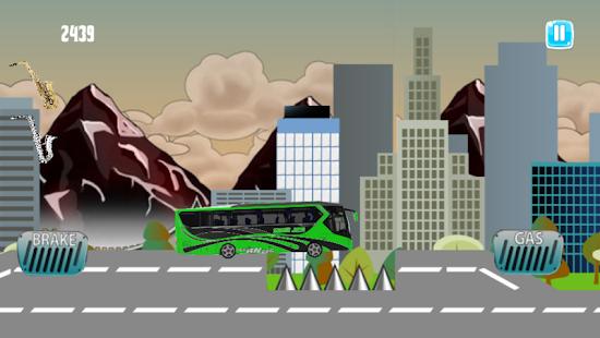 PO Bus Sumber Jaya Simulator - náhled