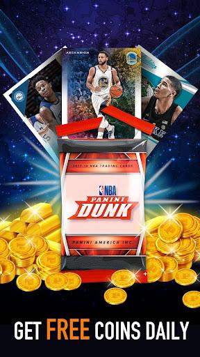 NBA Dunk - Play Basketball Trading Card Games 2.1.2 screenshots 2