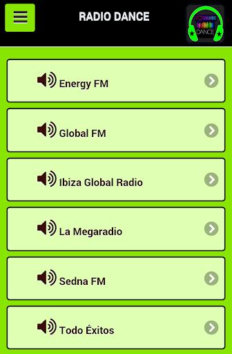 ラジオダンス