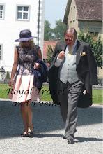 Photo: Archduke Michael of Austria--Tuscany with spouse Pia
