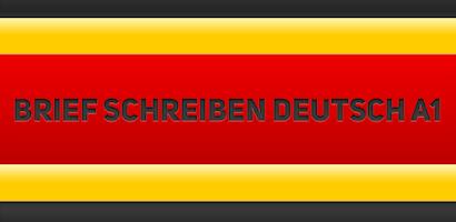 Brief Schreiben Deutsch A1 Free Android App Appbrain
