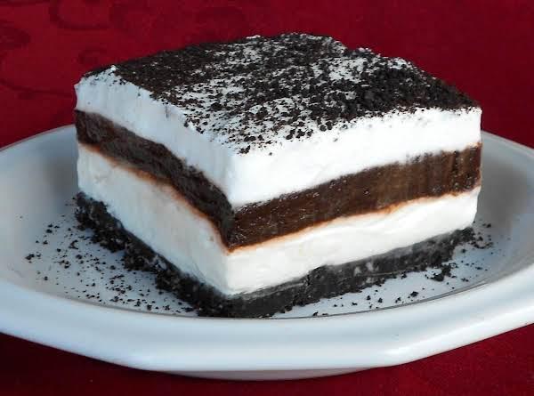 Layered Oreo Dessert