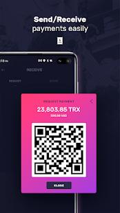 TronWallet - P2P crypto wallet for BTC, TRON, BTT
