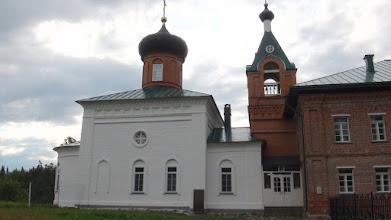 Photo: Церковь Смоленской Божьей матери в Савватьево