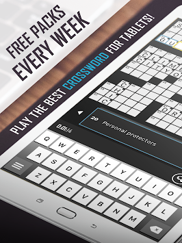 Crossword Puzzle Free apk screenshot