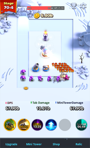 Infinite Tap Tower 1.8.29 screenshots 4