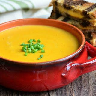 Pumpkin Ale Soup