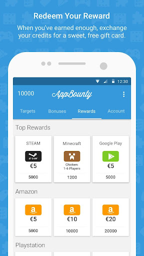 AppBounty u2013 Free gift cards 2.5.12 screenshots 4