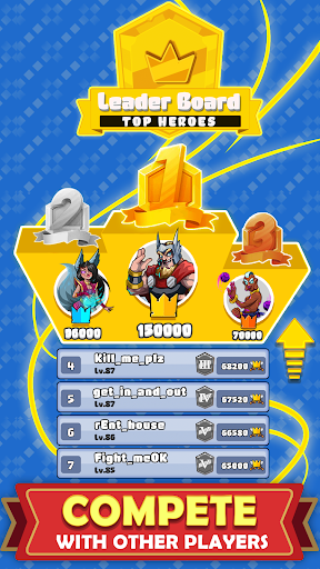 Hero of Empire: Clash Kingdoms RTS screenshots 4
