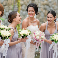 Wedding photographer Ratchakorn Homhoun (Roonphuket). Photo of 16.12.2018