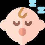Baby Sleeping Sounds Icon