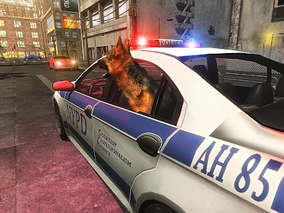 Police Dog Survival 6