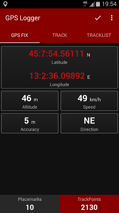 gps logger android apps on google play