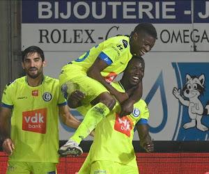 KAA Gent tankt vertrouwen en wint met het kleinste verschil van zwak Charleroi